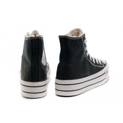 all star converse donna nere alte