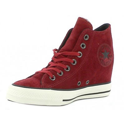 converse all star bordeaux donna