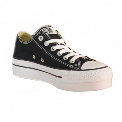 converse all star chuck taylor nere basse