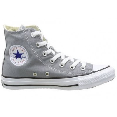 converse all star grigio alte