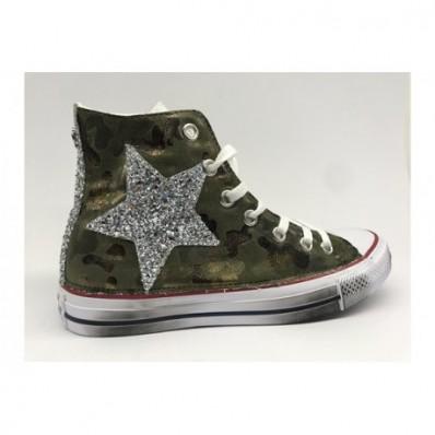 converse all star militari