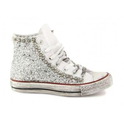 converse all stars donna glitter