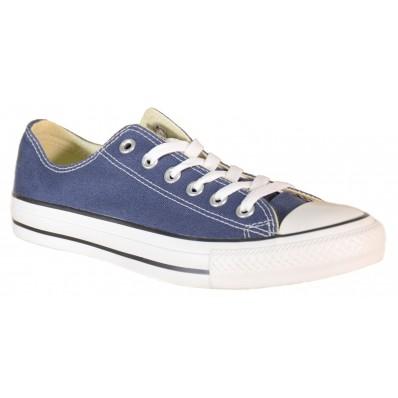 converse blu navy basse
