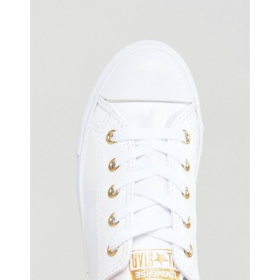 converse dainty bianche