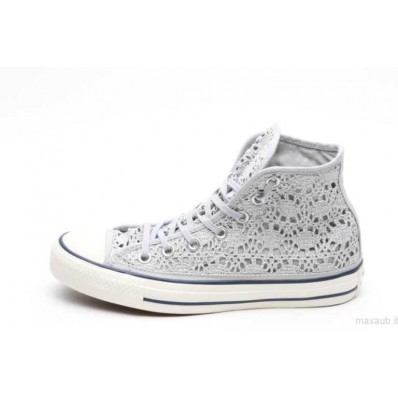 converse donna all star alte pizzo