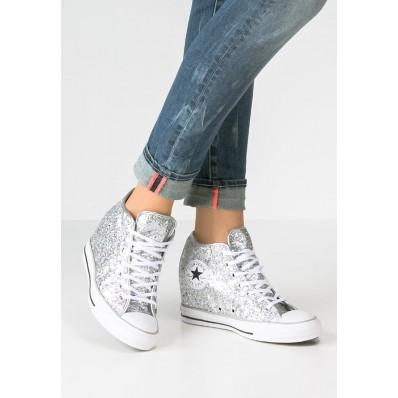 converse donna sneakers alte