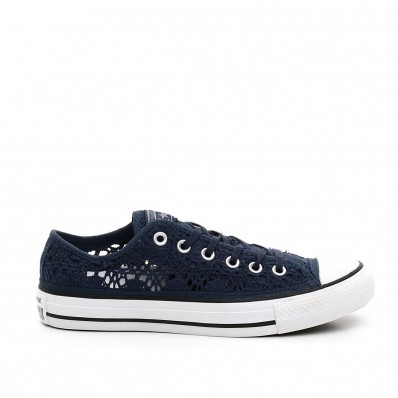 converse in pizzo basse