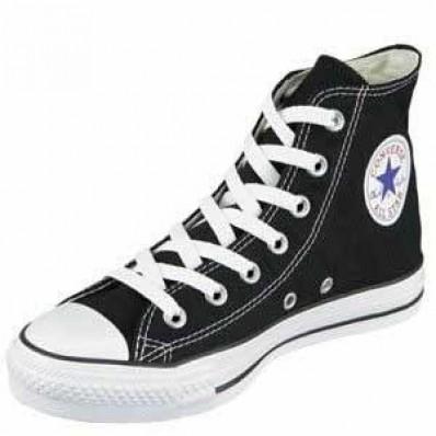 converse nere all star