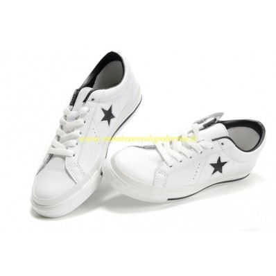 converse one star pelle