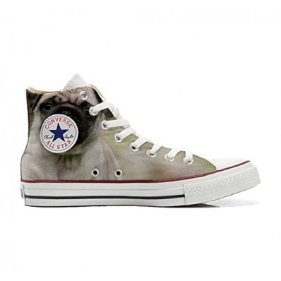 converse personalizzate all star hi canvas