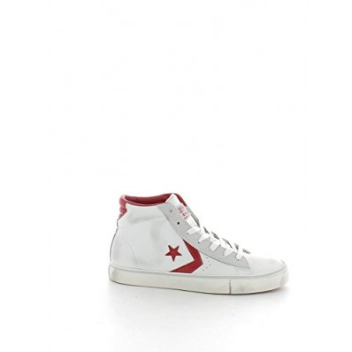 converse pro leather donna rosse