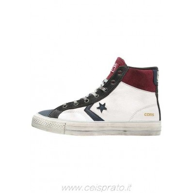 converse scarpe alte uomo