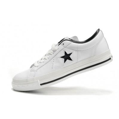 converse scarpe donna basse bianche