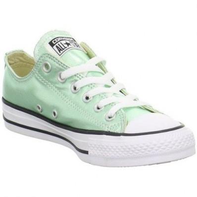 converse sneakers basse verdi