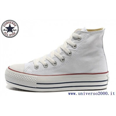 converse sneakers donna bianche