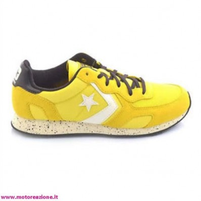 converse sneakers uomo gialle