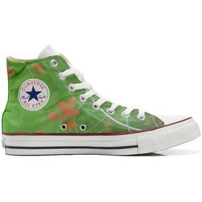 converse sneakers uomo verde