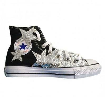 converse stelle glitter