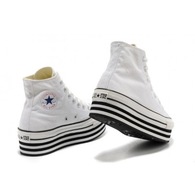 converse taylor all star bianche