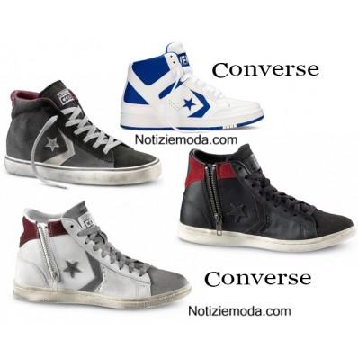 converse uomo scarpe estive