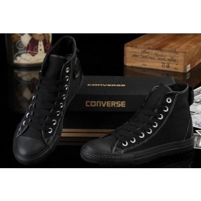 converse uomo scarpe nere