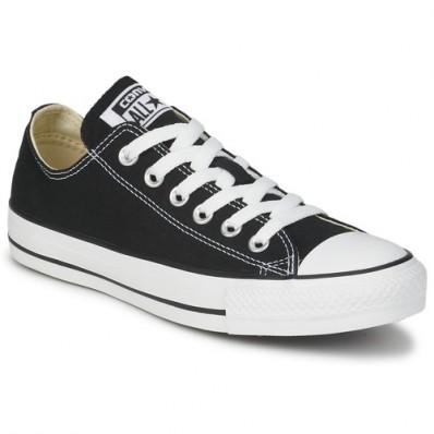 scarpe converse basse nere