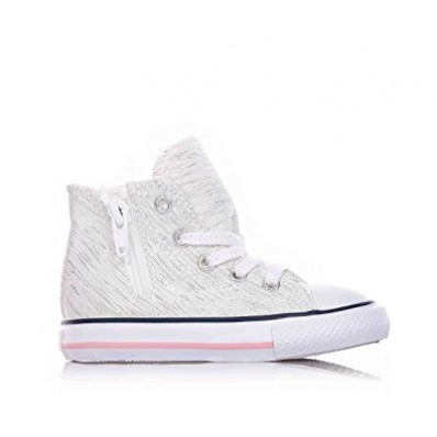 scarpe converse bianche bimbo