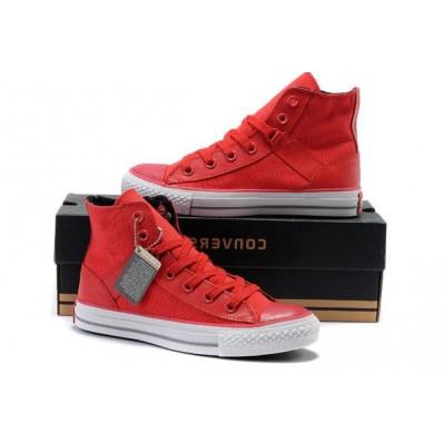 scarpe converse uomo rosse