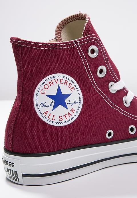 converse all star bordeaux