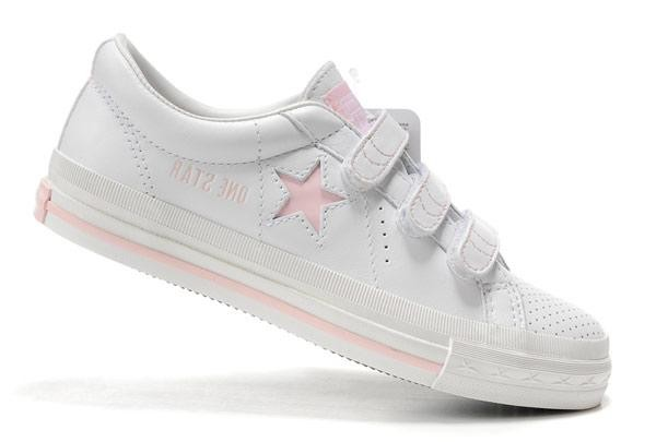 converse one star bianche