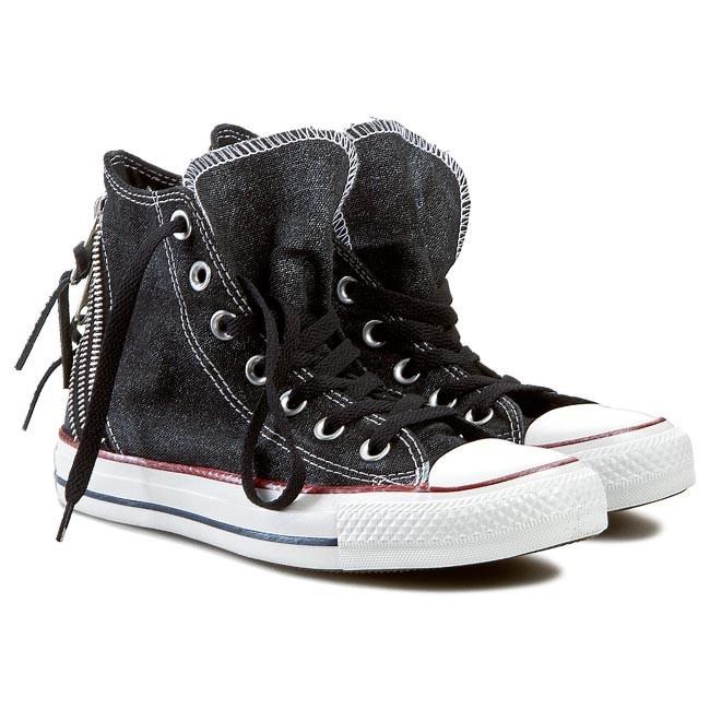 converse con cerniera scarpe