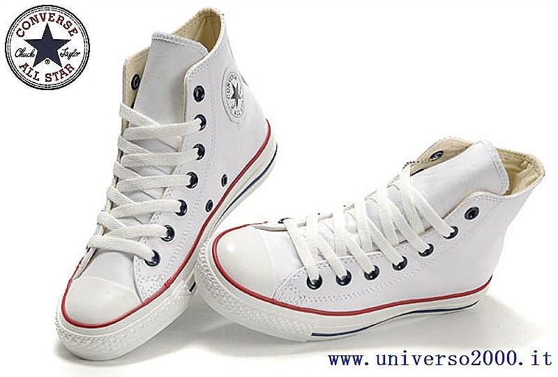 converse scarpe uomo pelle