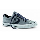 converse all star grigie basse