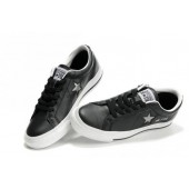 converse all star uomo pelle basse