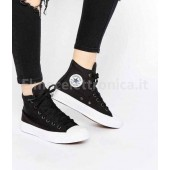 converse chuck taylor nere donna