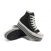 converse donna chuck taylor all star nere