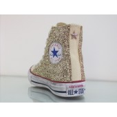 converse in pizzo bambina