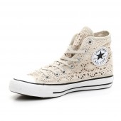 converse in pizzo donna