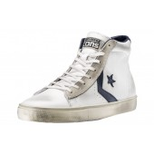 converse leather pro uomo