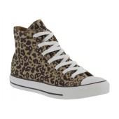 converse leopardate donna alte