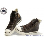converse pelle donna sneakers
