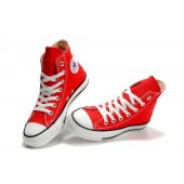 converse rosse all star