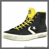 converse scarpe uomo nere