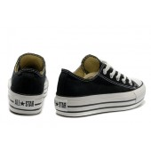 scarpe all star converse donna nere basse