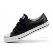scarpe converse con strappi