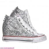 scarpe converse con tacco