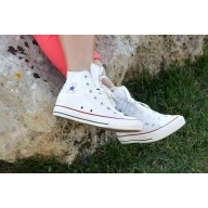 converse limited edition bianche