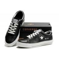 scarpe converse donna nere pelle