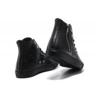 scarpe converse nere uomo