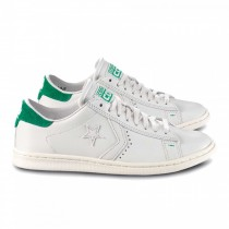 converse pro leather donna bianche